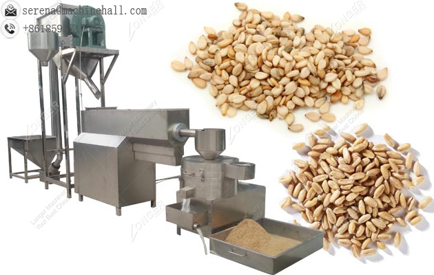 Sesame|Wheat Cleaning and Drying Processing Line