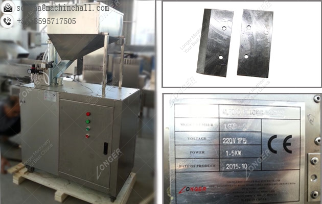 Stainless Steel Almond Slicer|Slicing Machine|Apricot Shelling and Cutting Equipment