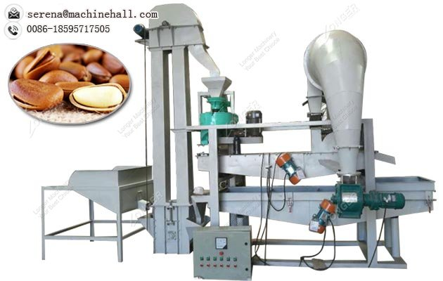 Pine Nuts Sheller Machine